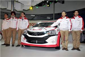 Toyota confirms Etios one-make series for 2013