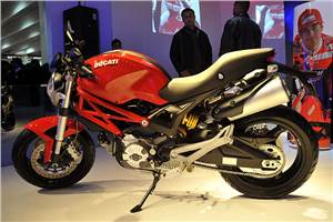 UPDATED: Monster 795 now Rs 5.99 lakh