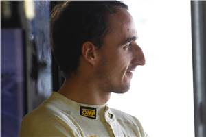 Alonso says Kubica is the best driver