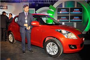 Autocar India Awards 2012