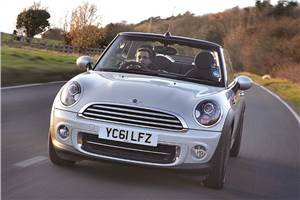 Mini Cooper review and test drive