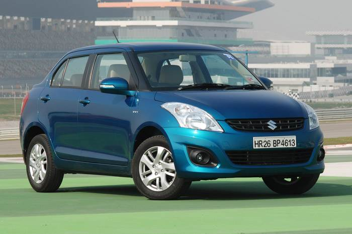 New Swift Dzire review, test drive