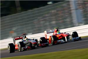 FIA to adjust DRS zones for 2012