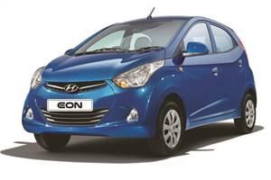 Hyundai Eon LPG, new variants launched