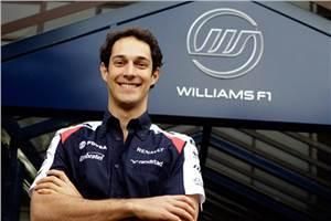 Williams confirms Senna for 2012