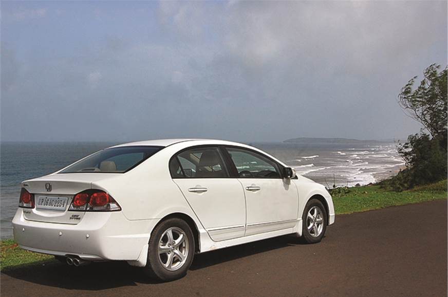 The scenic coastal roads of Maharashtra make for a great ...