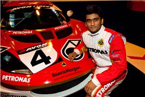 Sailesh Bolisetti to drive in British GT c'ship