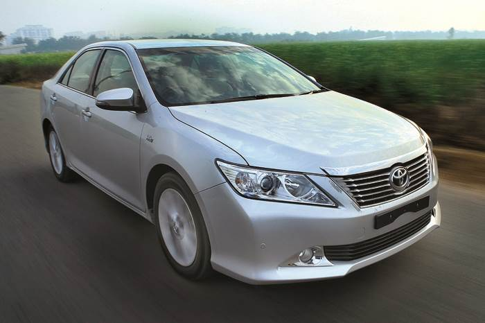 New Toyota Camry review, test drive and video