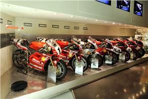 Ducati Museum declared heritage site