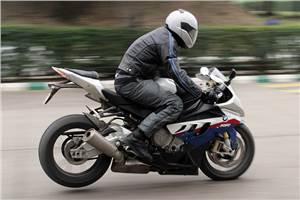 Brake-ing news from BMW Motorrad