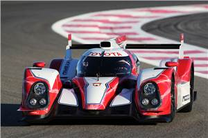 Toyota to run two LMP1 cars at Le Mans
