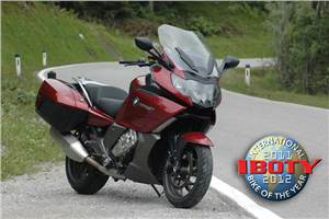 BMW K1600GT is International Bike Of The Year