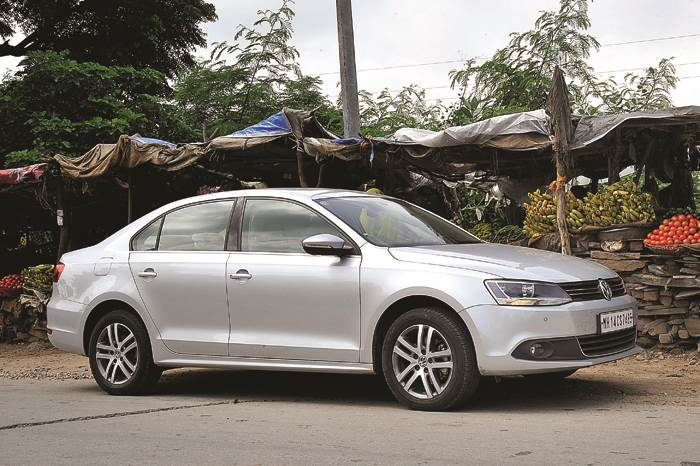 VW Jetta 2.0TDi (First Report)
