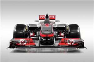 McLaren unveils 2012 F1 challenger MP4-27