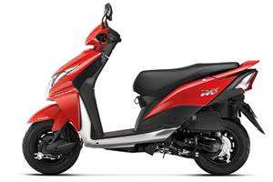 Honda launches upgraded Dio