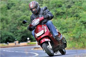 Mahindra Duro DZ review, test ride
