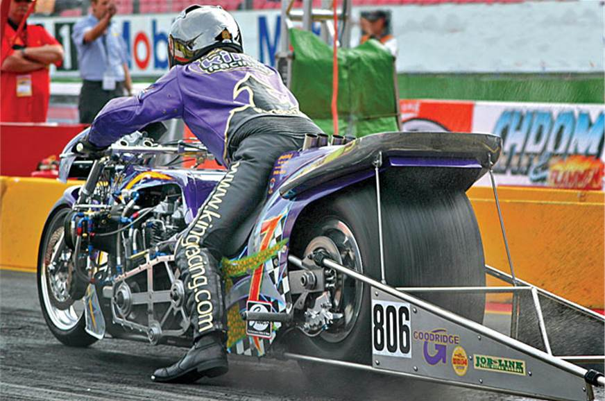 Top Fuel Motorcycles are the world's fastest drag bikes. ...