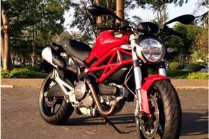 Ducati's Monster 795 for India ridden