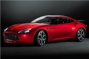 Aston Martin's new V12 Zagato
