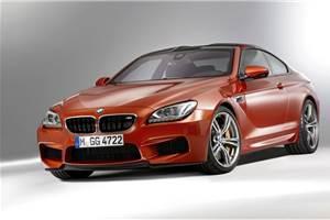 New BMW M6 revealed