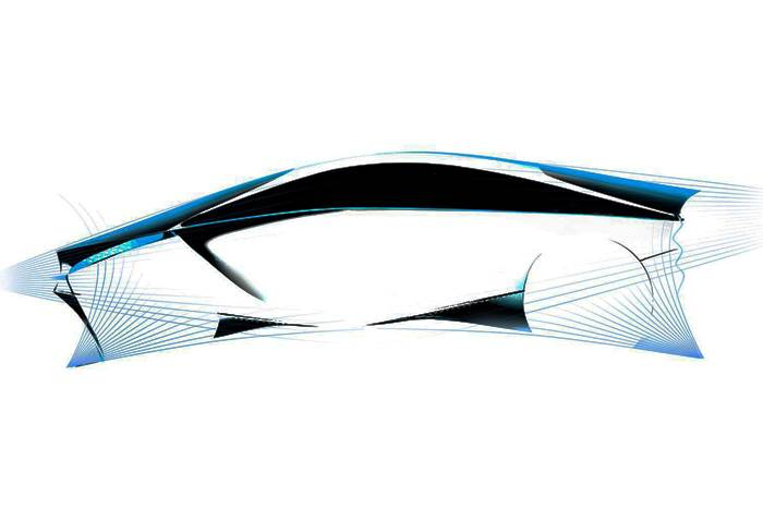 New Toyota city car sketch revealed