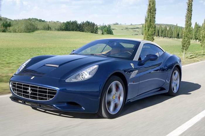 Updated Ferrari California coming