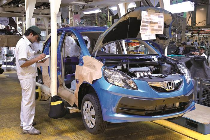 Honda resumes normal production