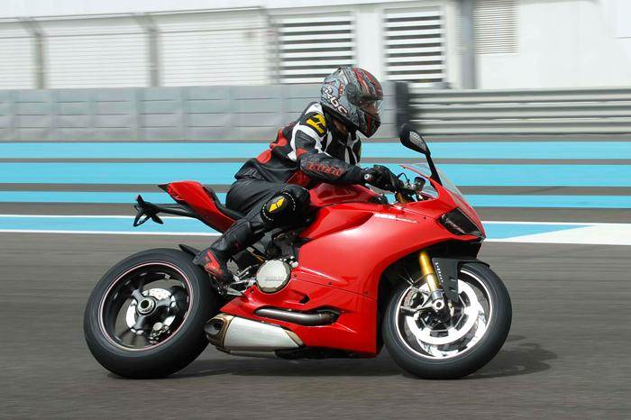 Ducati 1199 Panigale review, test ride