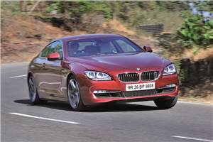 2012 BMW 640d coupe review, test drive
