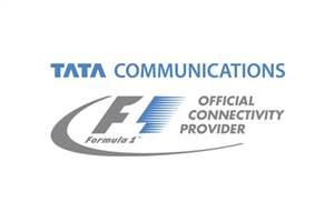 Tata announces F1 communications deal