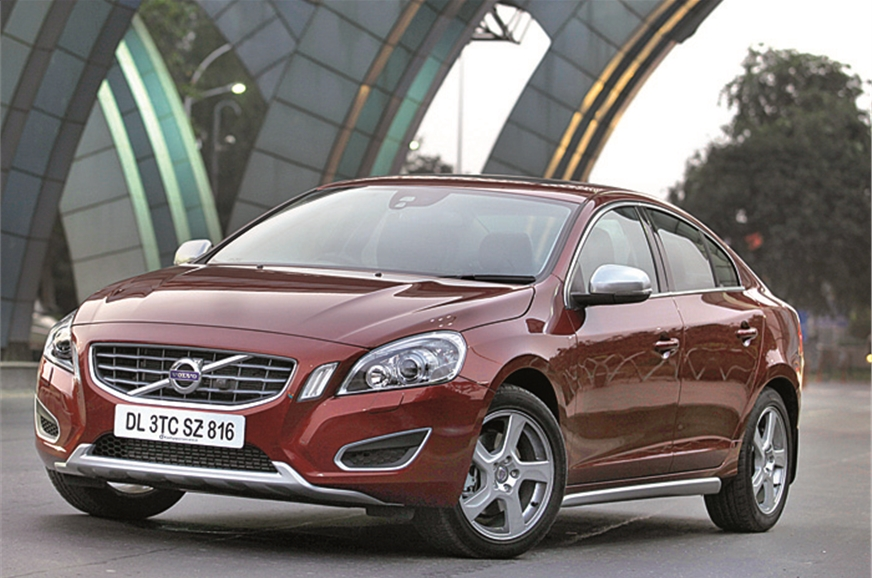 volvo s60 d3 review test drive autocar india. Black Bedroom Furniture Sets. Home Design Ideas