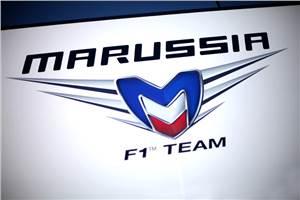 Marussia MR01 fails crash test