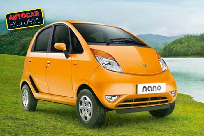 Tata confirms 3-cyl Nano for India