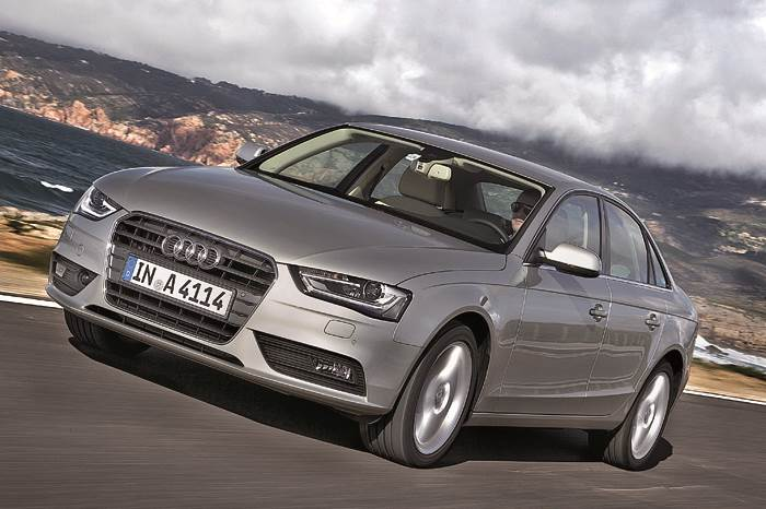 New Audi A4 review, test drive