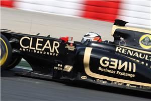 Raikkonen quickest as F1 testing ends