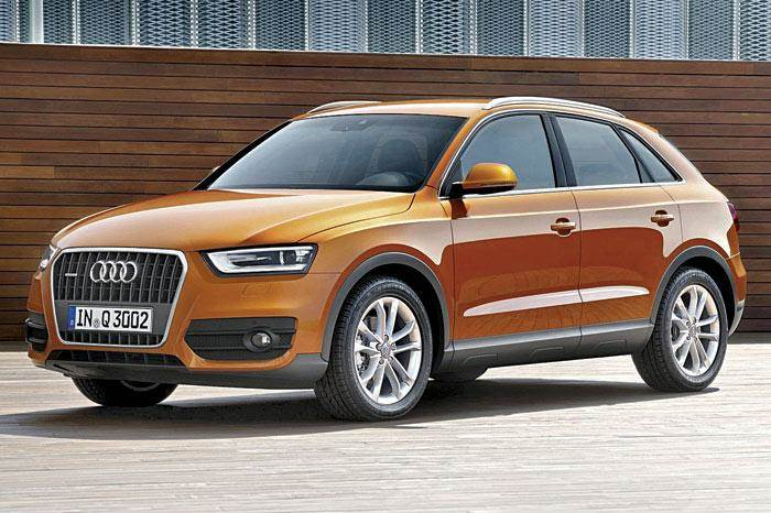 Audi Q3 launch by June confirmed