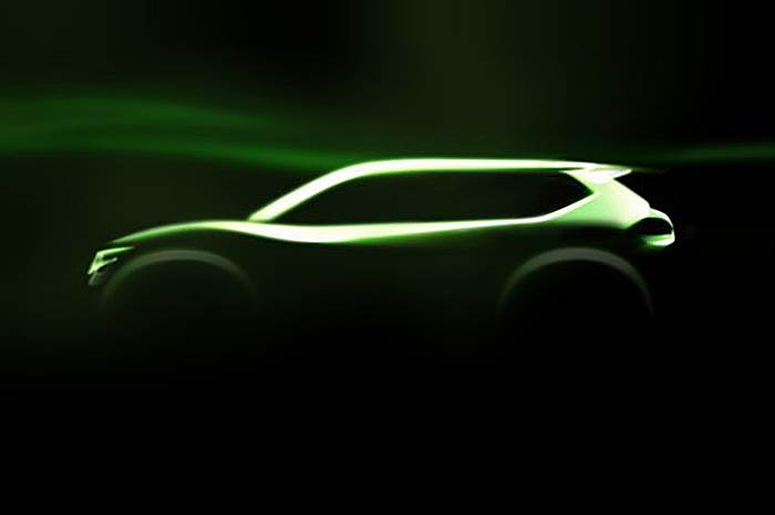 New Nissan X-Trail teaser image
