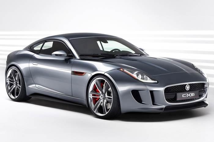 Jaguar SUV, C-X16 planned