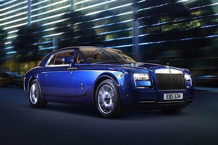 Rolls-Royce Phantom Series II revealed