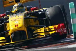 Pirelli to use Renault R30 as test car