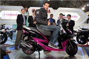 Bright Diwali for Yamaha