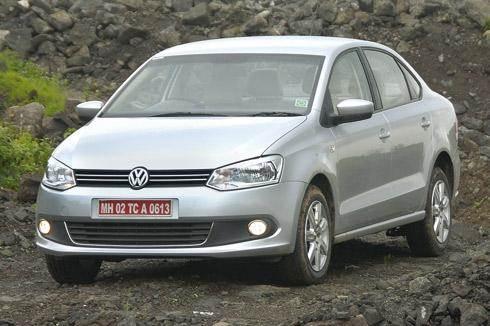 Vento diesel gets Comfortline variant