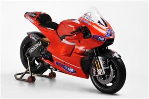 Ride home a Ducati champ