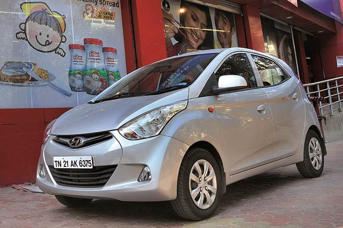 Hyundai Eon (First Report)