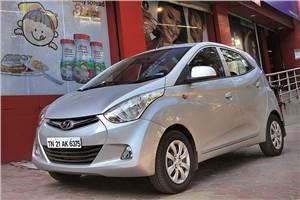 Hyundai Eon (First Report)