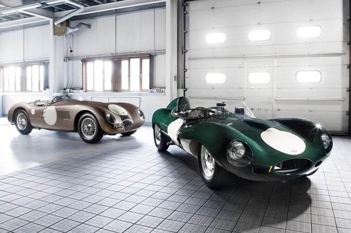 Jaguar returns to historic motorsport