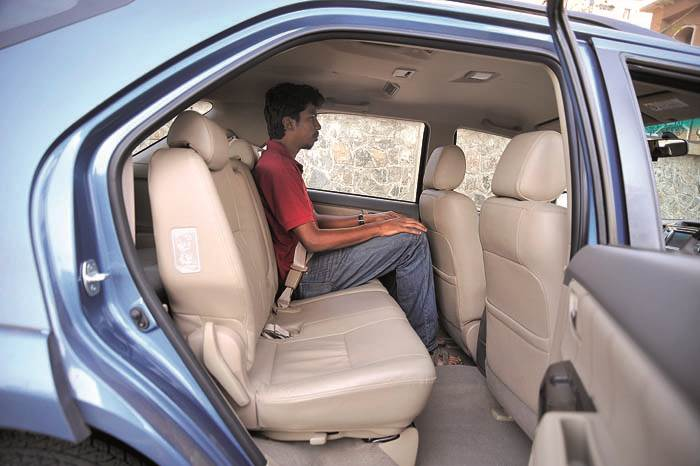 Toyota Fortuner Review Test Drive Autocar India