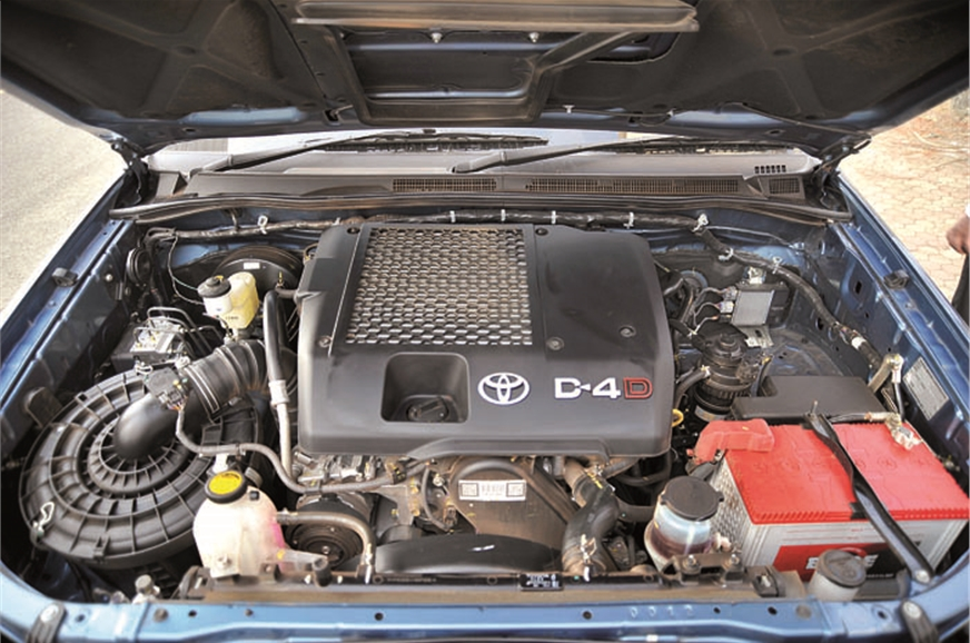 Engine is unchanged, but powers only rear wheels in the a...