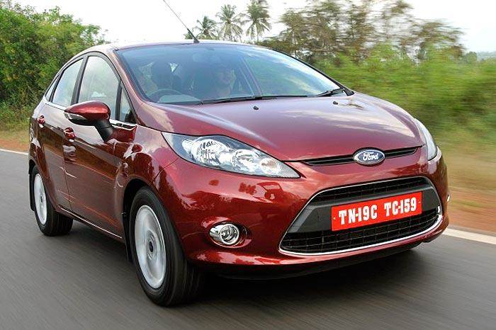 Ford launches 2012 Fiesta line-up