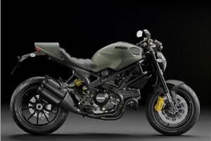 Ducati Monster Diesel is born